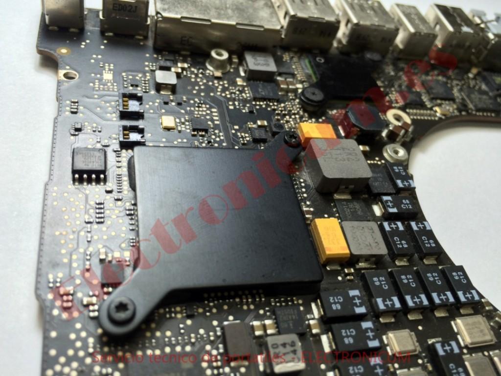 reparacion macbook mojado