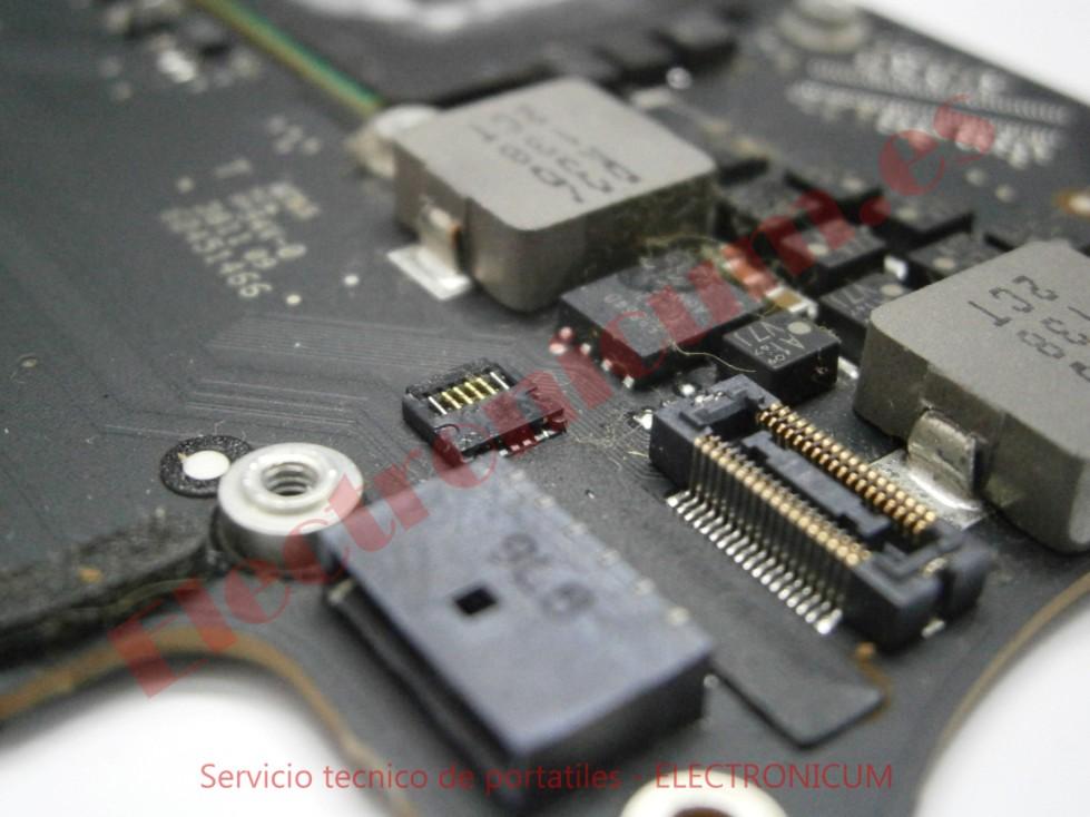 Servicio tecnico MacBook Pro Elche 2