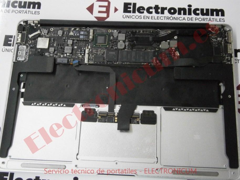 Servicio técnico MacBook Pro Logroño 1